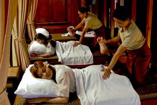 Wat Pho massage